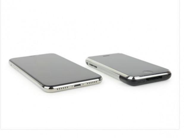 7 bin liralık telefon iPhone X parçalarına ayrıldı! - Page 2