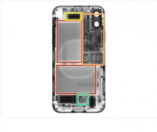 7 bin liralık telefon iPhone X parçalarına ayrıldı! - Page 3