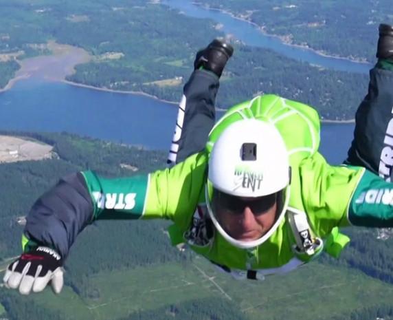7620 metreden paraşütsüz atlayış - Page 1