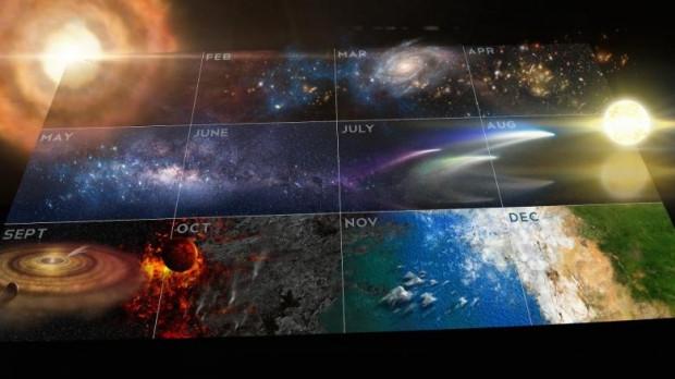 8 Adımda Uzay ve Uzaylılar - Page 1