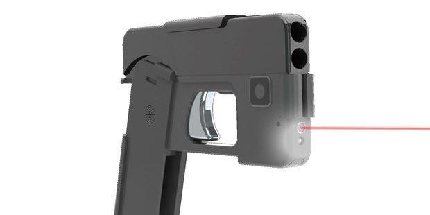 9 mm'lik tabancaya iPhone maskesi! - Page 2