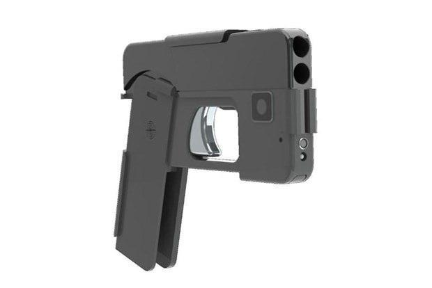 9 mm'lik tabancaya iPhone maskesi! - Page 3
