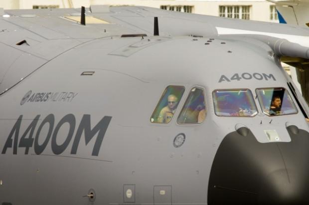 A400M askeri uçağının ilk teslimatı yapıldı - Page 1