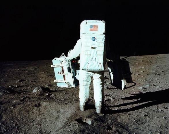 ABD gerçekten uzaya gitti mi? - Page 1