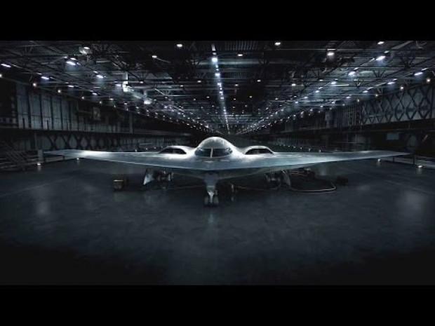 ABD'nin 55 milyar dolarlık yeni bomba makinesi! - Page 1