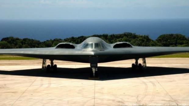 ABD'nin 55 milyar dolarlık yeni bomba makinesi! - Page 3