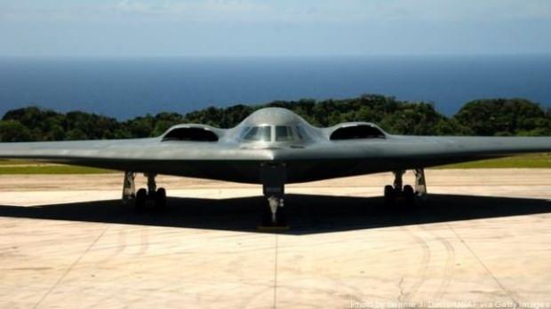 ABD'nin 55 milyar dolarlık yeni bombardıman uçağı - Page 2