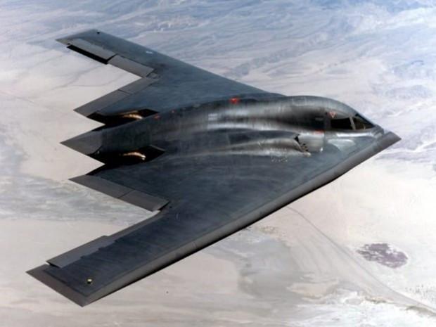 ABD'nin 55 milyar dolarlık yeni bombardıman uçağı - Page 3