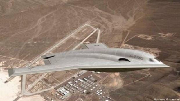 ABD'nin 55 milyar dolarlık yeni bombardıman uçağı - Page 4
