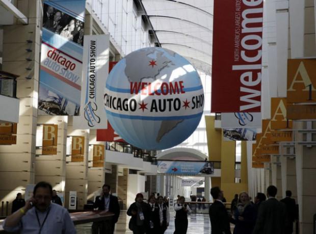 """ABD'nin en büyük fuarı """"Chicago Auto Show"""" başladı - Page 3"""