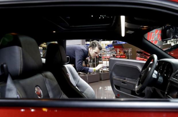 """ABD'nin en büyük fuarı """"Chicago Auto Show"""" başladı - Page 4"""