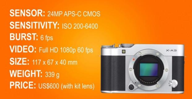 Acemi fotoğrafçılar için en iyi aynasız kameralar - Page 4