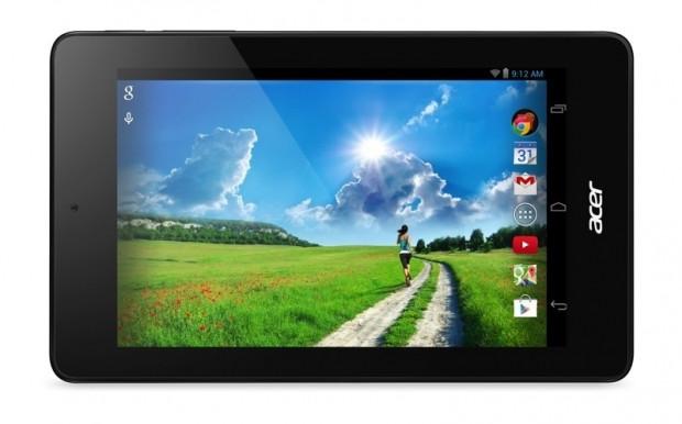 Acer Iconia One 7'nin özellikleri! - Page 3