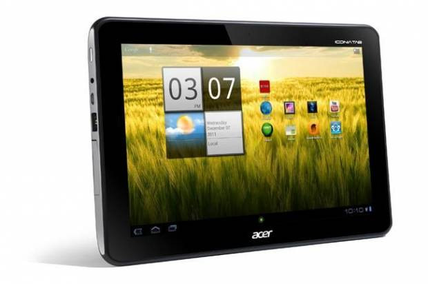 Acer İCONİA Tab A200'e ait görseller -GALERİ - Page 1