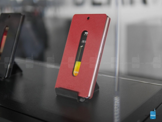 Acer Liquid X2 standında görüntülendi - Page 2