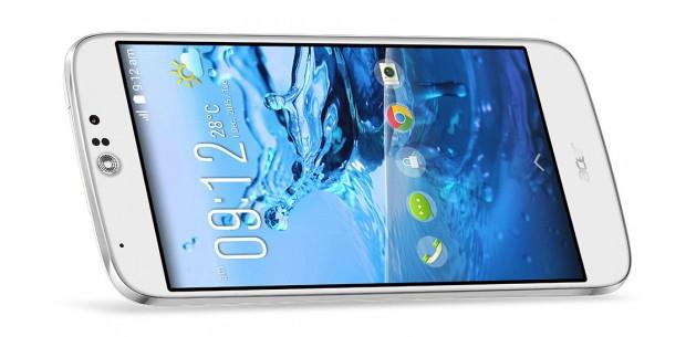Acer Liquid Z220'nin özellikleri ve fotoğrafları. - Page 1