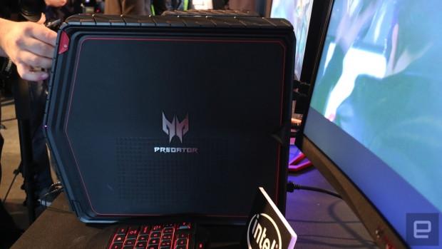 Acer Predator 17X dizüstü, G1 masaüstü ve Z1 görüntüler - Page 3