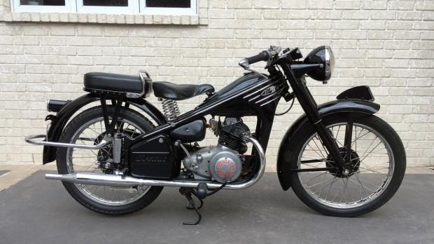 Açık arttırmada satılan en ilginç motorsikletler - Page 2