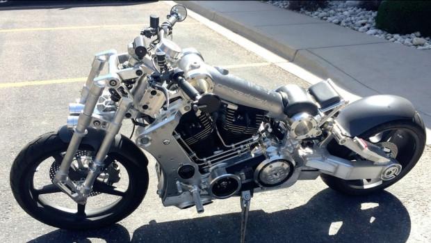 Açık arttırmada satılan en ilginç motorsikletler - Page 3