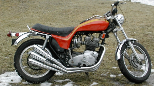 Açık arttırmada satılan en ilginç motorsikletler - Page 4
