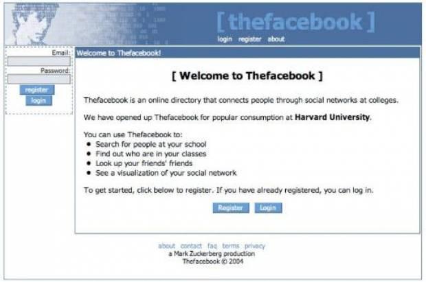 Açıldığından bu yana Facebook'un evrimi! - Page 3