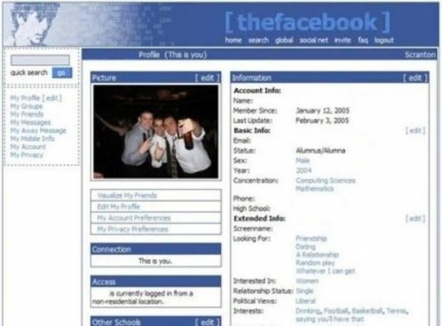 Açıldığından bu yana Facebook'un evrimi! - Page 4