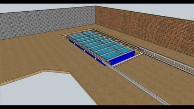 Açılıp kapanabilen muhteşem havuz - Page 2