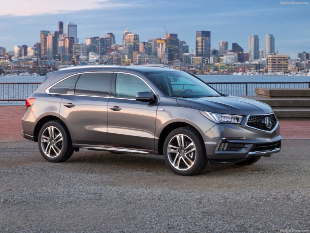 Acura MDX 2017 - Page 1