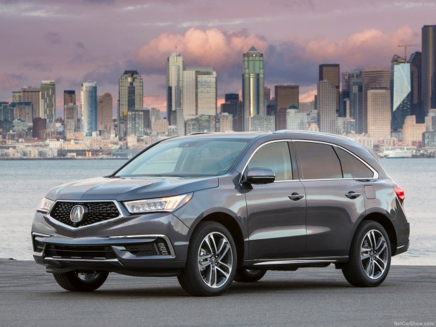 Acura MDX 2017 - Page 2