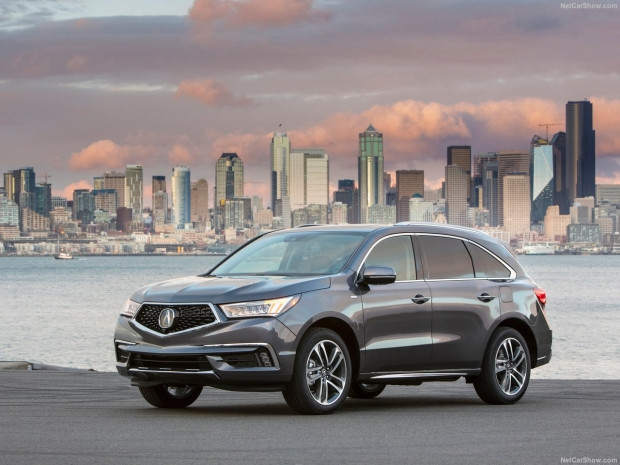 Acura MDX 2017 - Page 3