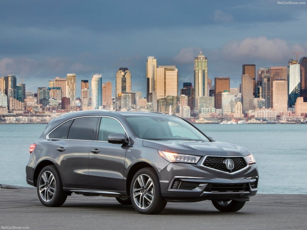 Acura MDX 2017 - Page 4