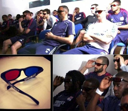 Adidas dünyanın ilk 3D Formasını Olympic Lyon için üretti -GALERİ - Page 1