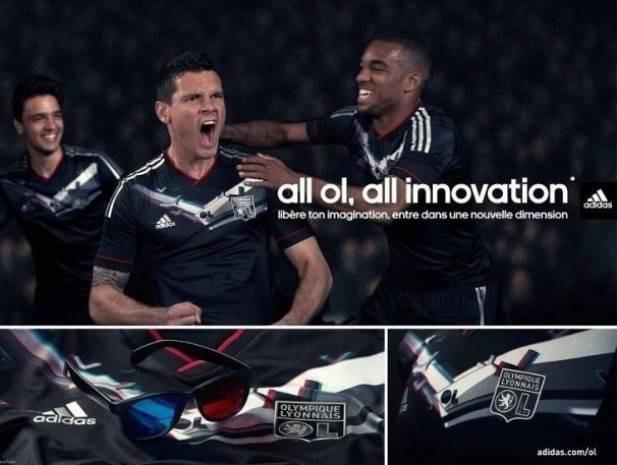 Adidas dünyanın ilk 3D Formasını Olympic Lyon için üretti -GALERİ - Page 2