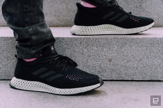 Adidas Futurecraft 4D ayakkabıları - Page 2