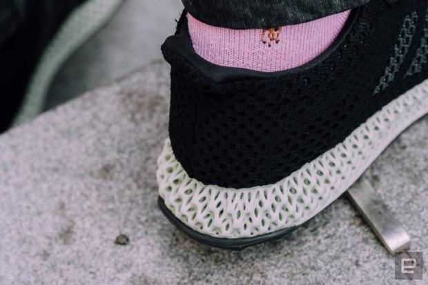 Adidas Futurecraft 4D ayakkabıları - Page 3