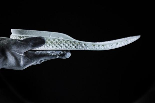 Adidas geleceğin 3D ayakkabısını yaptı! - Page 1