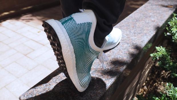 Adidas okyanus atıklarından ayakkabı yaptı - Page 2