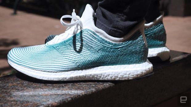 Adidas okyanus atıklarından ayakkabı yaptı - Page 4