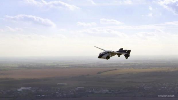 Aeromobil yolları ve gökyüzünü fethetmeye geliyor! - Page 2
