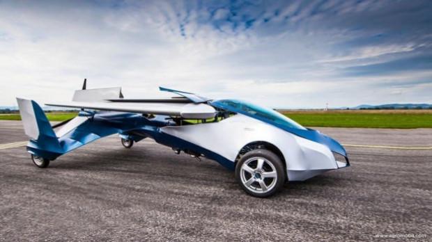 Aeromobil yolları ve gökyüzünü fethetmeye geliyor! - Page 4