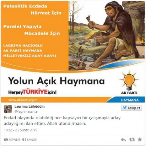 Ak Parti'nin fantastik aday adayına sosyal medyadan 15 mizahi tepki - Page 3