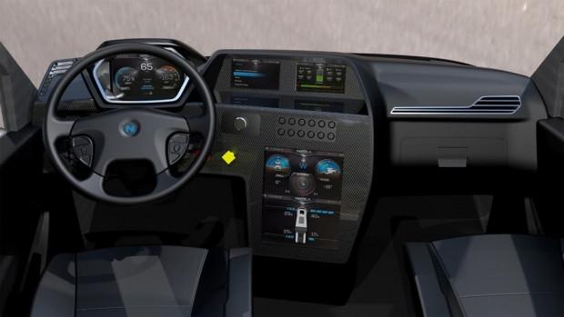 Akıllara zarar hibrid araç konseptleri - Page 1