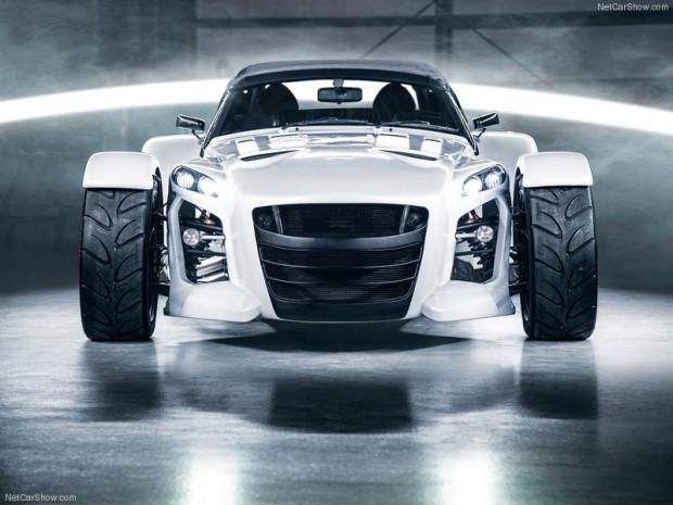Akıllara zarar konsept Donkervoort D8 GTO Bilster Berg - Page 3