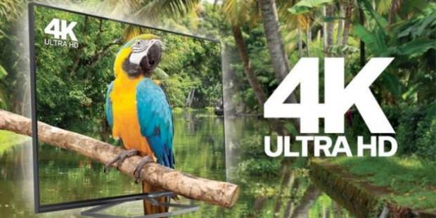 4K Ultra HD Screen
