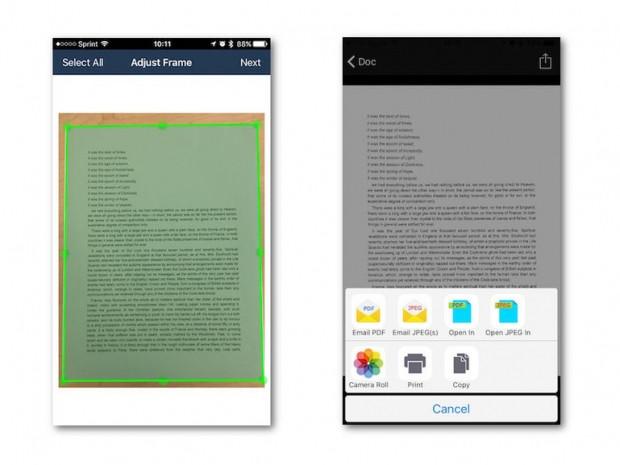 Akıllı telefonunuzu bu 10 ücretsiz uygulamayla tarayıcıya çevirin! - Page 2