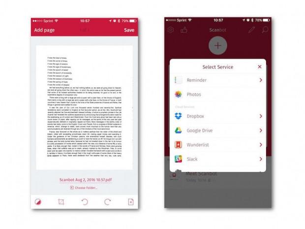 Akıllı telefonunuzu bu 10 ücretsiz uygulamayla tarayıcıya çevirin! - Page 4