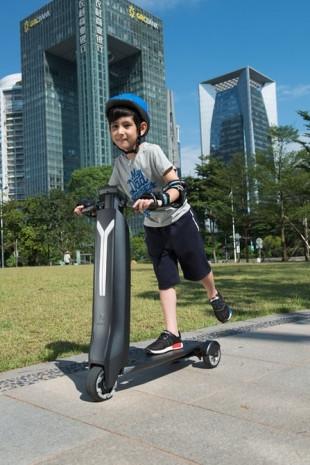 Akıllı ve şarjlı Immotor Go scooter - Page 1
