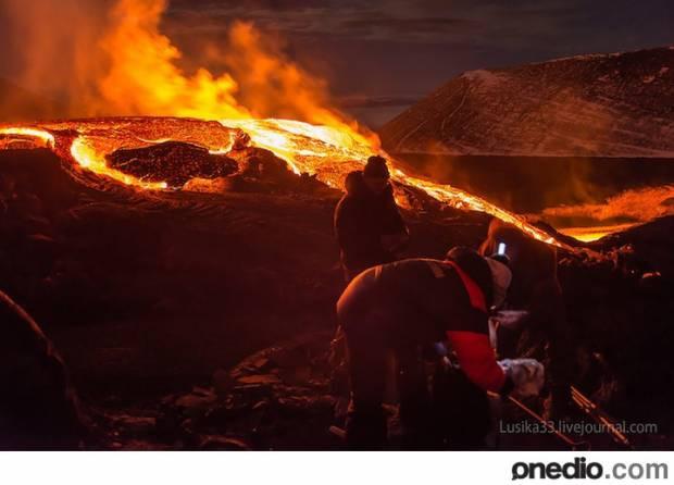 Aktif yanardağları hiç yakından gördünüz mü? - Page 1