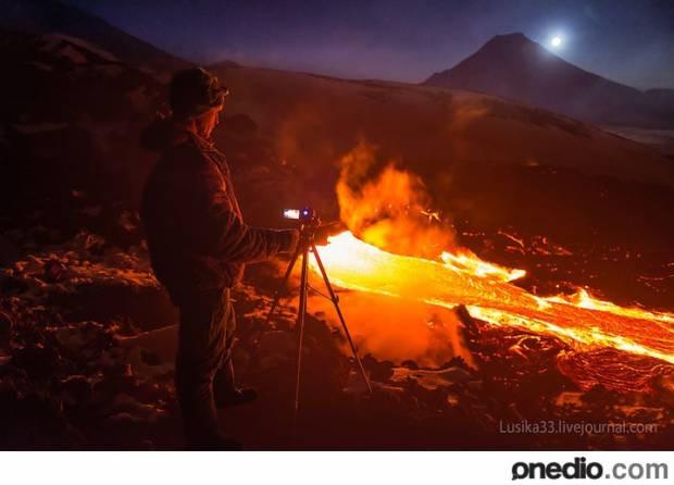 Aktif yanardağları hiç yakından gördünüz mü? - Page 2