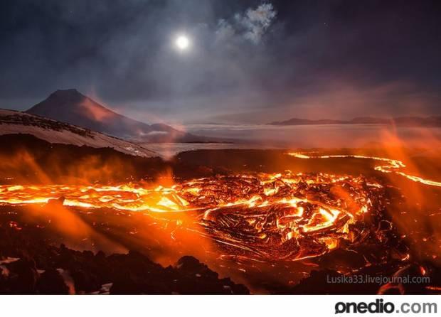 Aktif yanardağları hiç yakından gördünüz mü? - Page 3